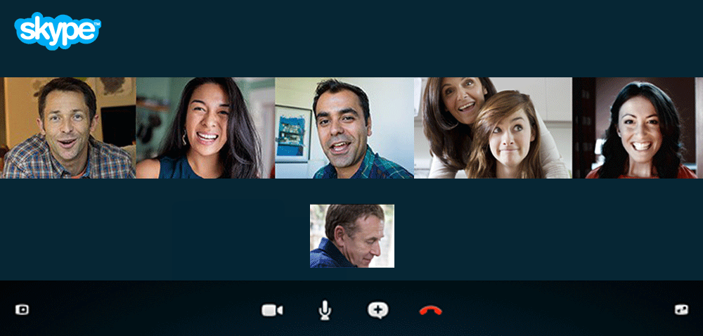 Skype launches group video calls on Mobile Devices - ITKeyMedia