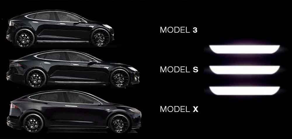 The Tesla Model 3 Unveil Event