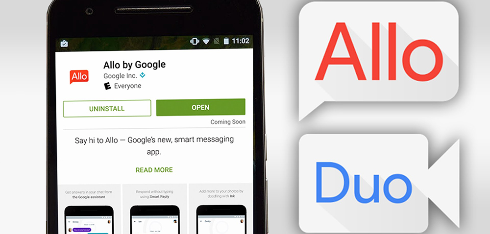 Google's new apps for smart messaging and video calling - ITKeyMedia