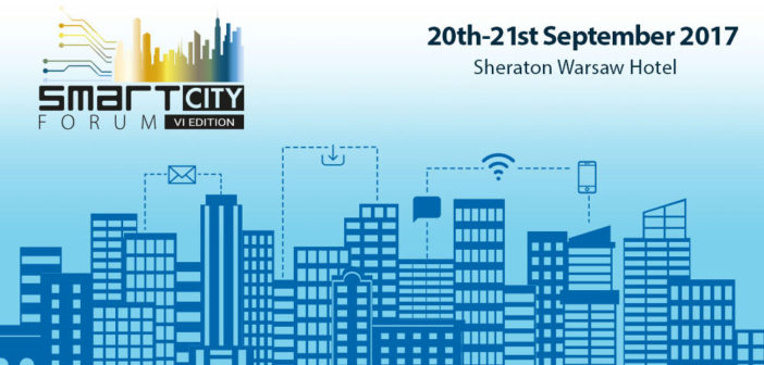 Sixth edition of Smart City Forum