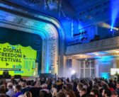 The Digital Freedom Festival and 500 Startups
