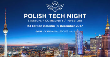 Join the 3rd edition of Polish Tech Night in Berlin