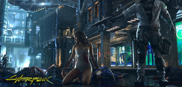 CD Projekt RED's Cyberpunk 2077