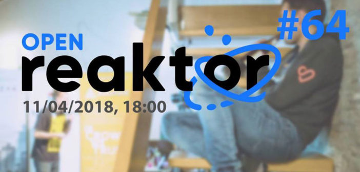 64th OpenReaktor – How to hire devs, future of eSports and more