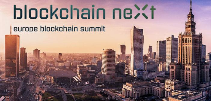 Future of Blockchain at Blockchain NeXt