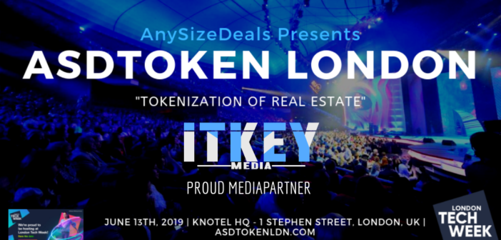 Real Estate Tokenization Event in London, again and better!