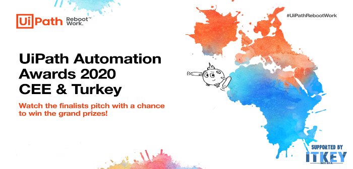 UiPath Automation Awards CEE and Turkey Edition Picks its 2020 Winners on December 17th