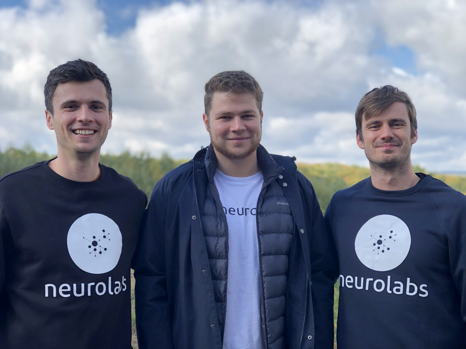 Neurolabs Founders Posing Together