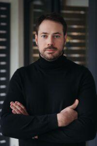 DesignScan CEO Andrei Kaliev
