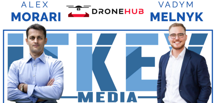 Podcast #020: Dronehub [autonomous drones, disrupting the industry, series A in 2021]