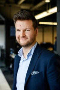 Co-Founder and CEO Vytis Uogintas