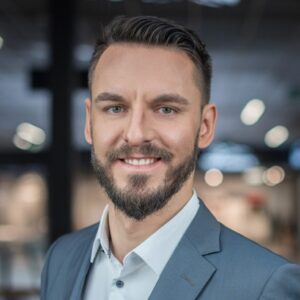 Bartosz Lipnicki, Managing Partner at Alfabeat