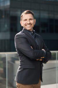 Maciej Noga, Co-Founder of Pracuj Ventures