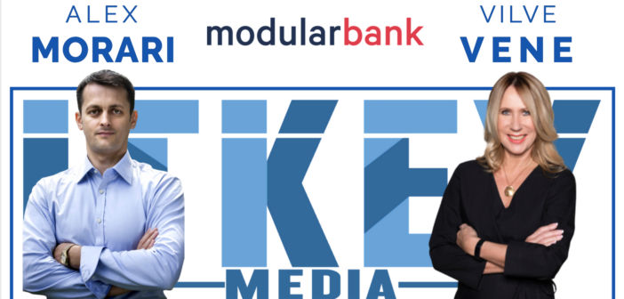 #031​ Modularbank [next-generation core banking platform, democratizing a very conservative industry]