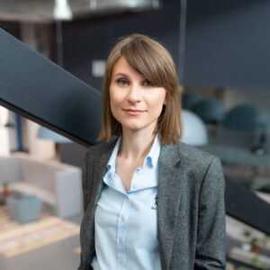 Scalar CEO Inna Ushakova