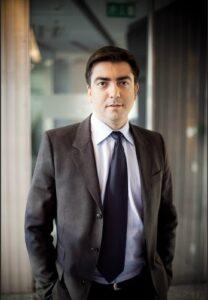 Fintech Ventures' CEO, Ivan Hanamov