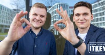 Spoko.App Founders Posing Together