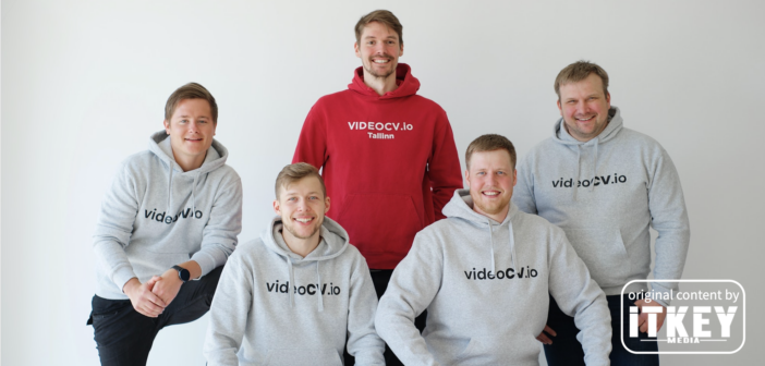 VideoCV, an Estonian HRTech Startup, Raises EUR 410K to Add a Personal Touch to Recruitment