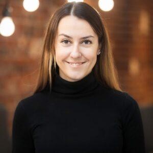 COO and Co-Founder Natalja Napsep