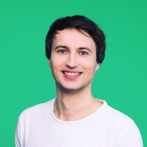 Pawel Osterreicher, CEO & Co-Founder of ReSpo.Vision