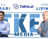 #044 Talkie.ai [AI-powered virtual agent, looking for 5M EUR investment]